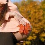 Вагітність восени: поради для часу листопада