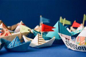 Паперовий кораблик своїми руками