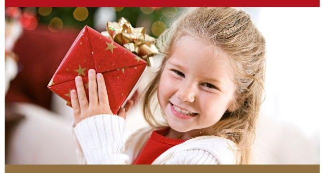подарунок дівчинці