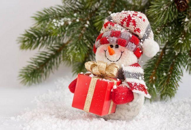 Цікаві варіанти подарунків на Новий рік