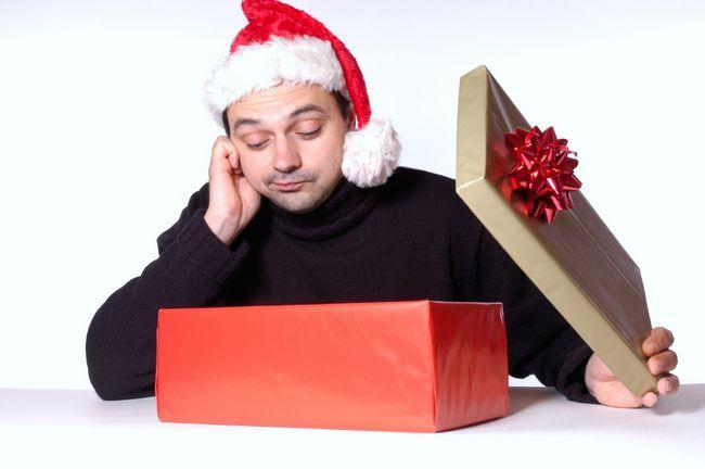 невдалий подарунок хлопцю на новий рік