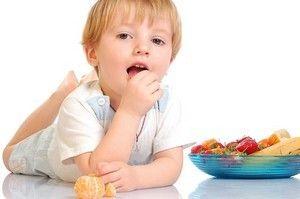 Дієта при алергії у дітей: приклад комплексного меню