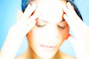 Головний біль під час вагітності (болить голова)