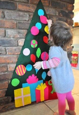 Листівки дітям на Новий рік