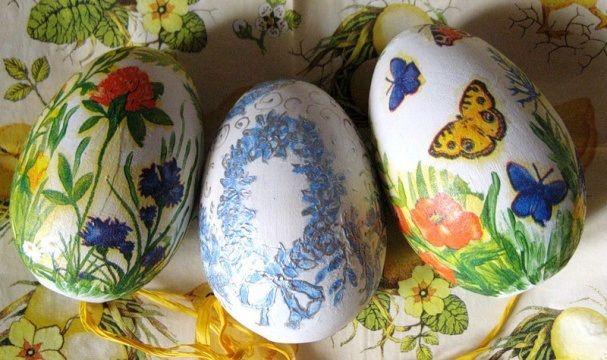 Великоднє яйце своїми руками з дерева: майстер-клас