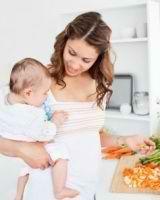 Меню годуючої мами