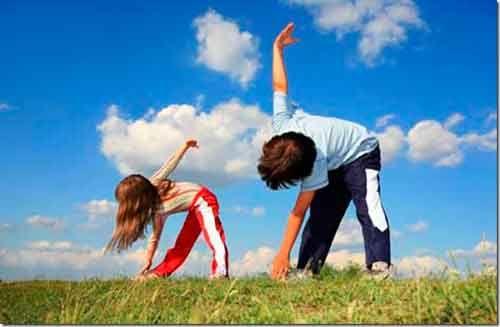 Про гімнастики для дітей