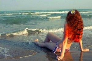 Відпочинок на морі під час вагітності
