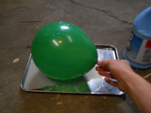 Великоднє яйце своїми руками з ниток: майстер-клас