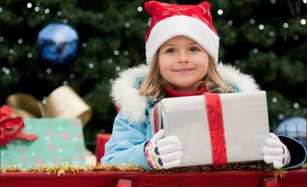 новорічні подарунки дітям співробітників