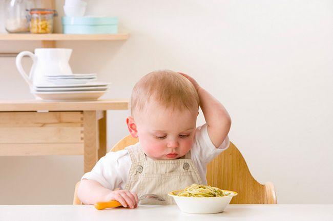 Травма дитинства - їжа