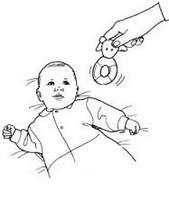 Розвиваючі вправи для новонародженого