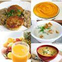 Рецепти страв для дітей до року