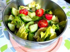 Салати і вагітність. Що з компонентів салату корисно вагітним і ні?
