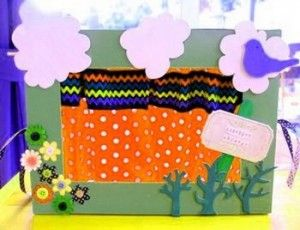 Казка своїми руками - домашній ляльковий театр для дітей