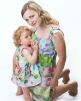 Стиль для молодої мами
