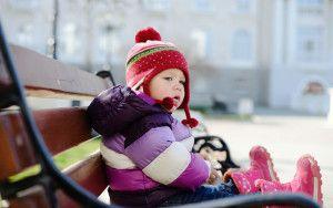 Тепле взуття для вашого малюка