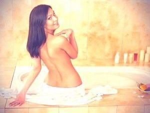 Водні процедури і вагітність: сауна, баня, прийняття ванни