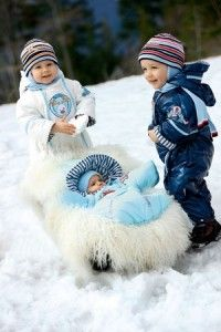 Вибираємо зручний, стильний і легкий пуховик для дитини